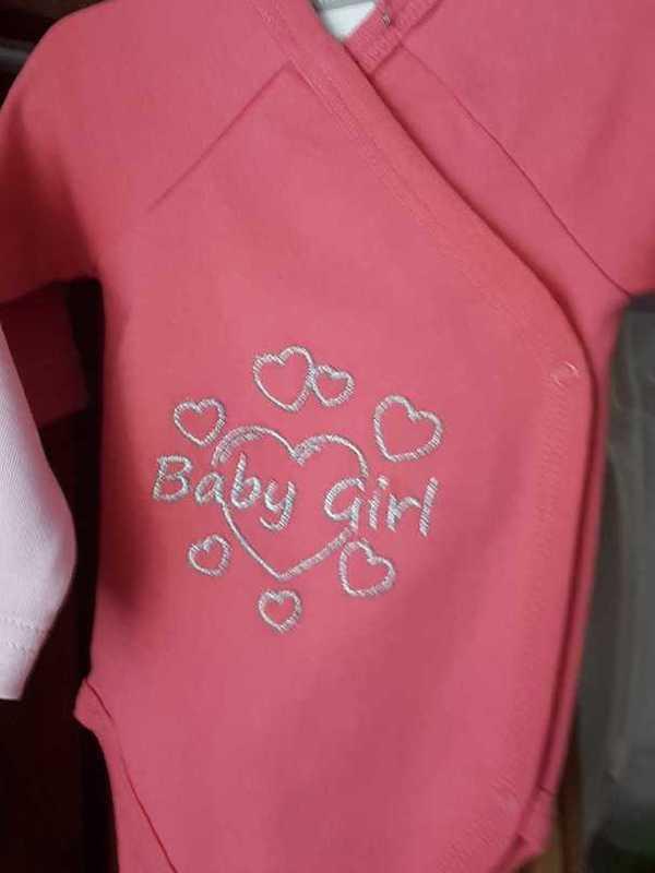Body VIB Baby girl