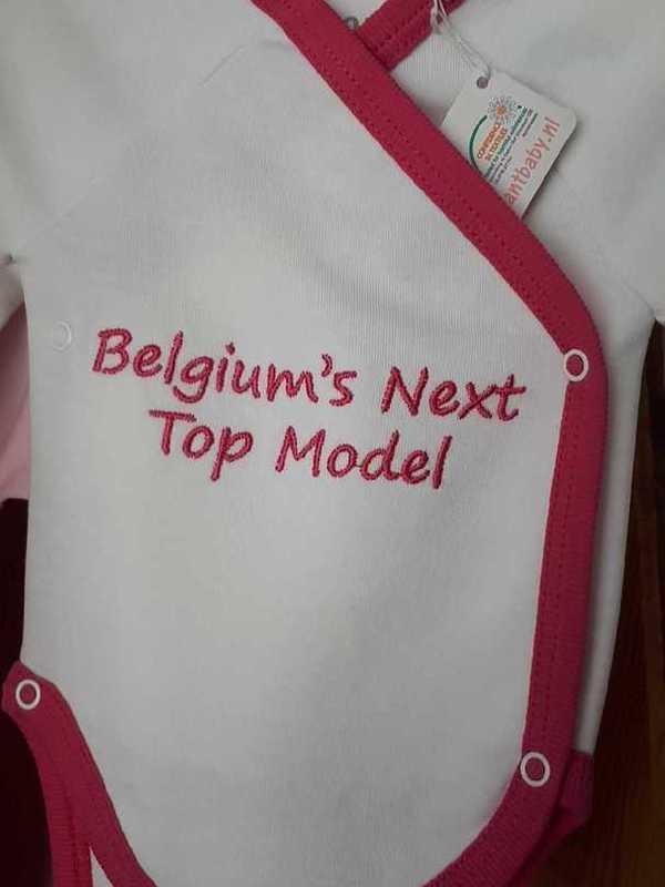 Body VIB Belgium's next topmodel