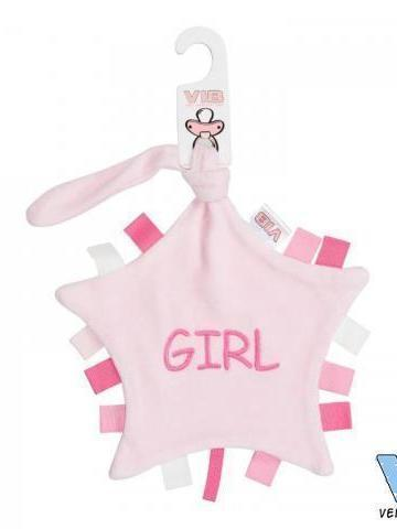 Tutdoekje It's a girl