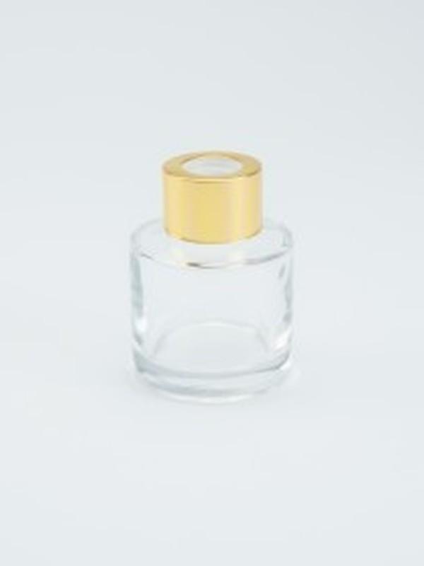 Parfumflesje doorschijnend klein