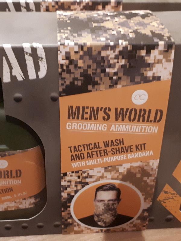 Giftset Men's world